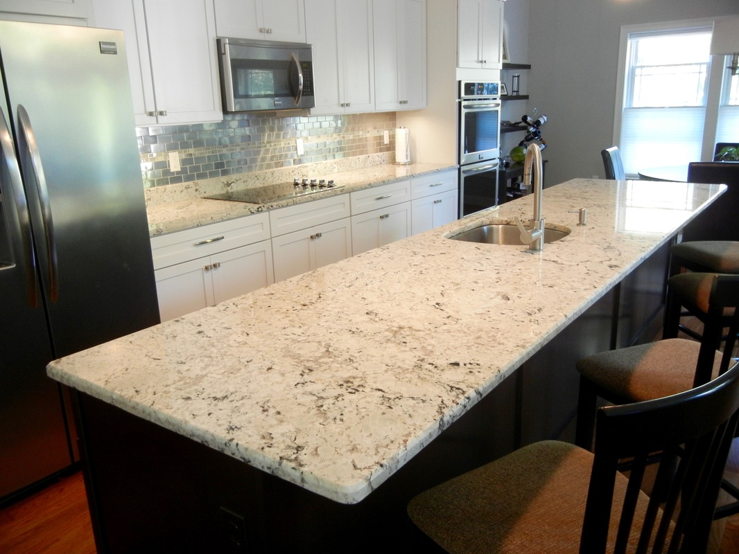 Bianco Romano Granite Kitchen Bianco Romano Countertops By Superior Granite Marble Quartz