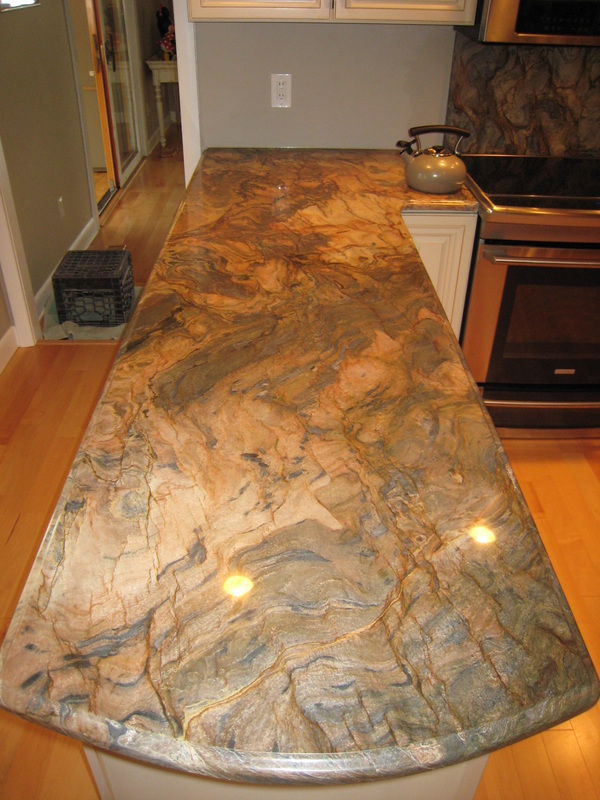 Fusion Kitchen Countertops Superior Granite Marble